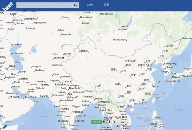 百度地图 在国外_百度地图在国外能用吗