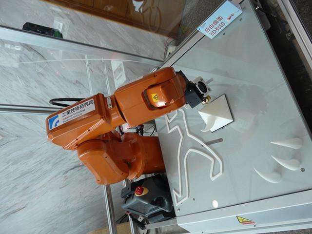 号称大尺寸 台工研院研发FDM 3D打印机