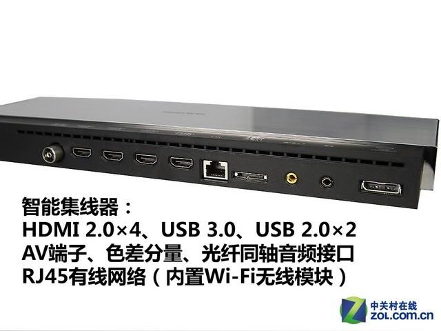 曲面UHD至尊 三星顶级HU9800电视评测