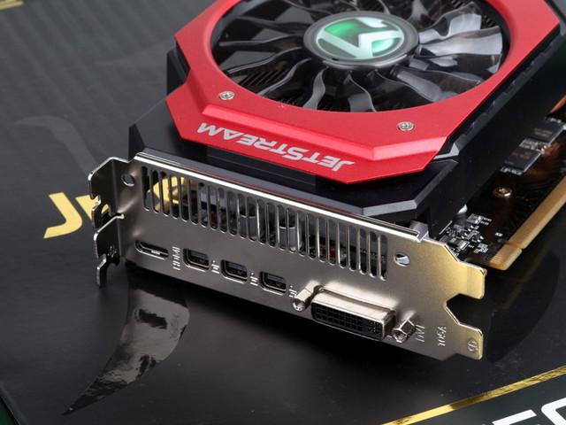 搭载x2智能风扇系统用双风扇三热管设计,大大提升了显卡的散热效能.