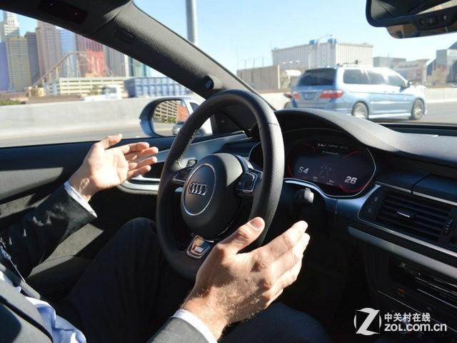 奥迪无人驾驶技术接近量产 高清图片