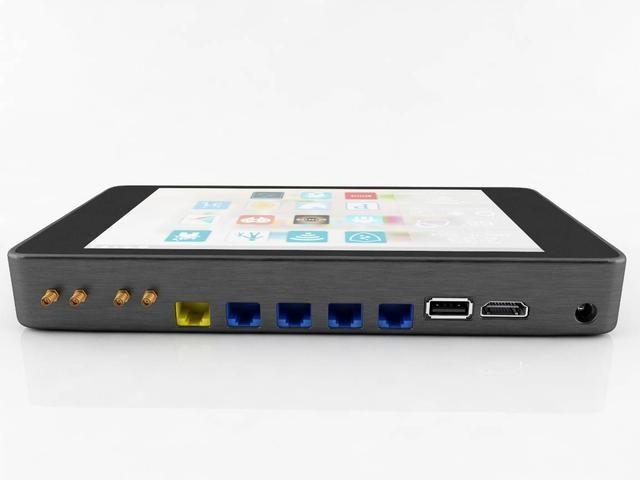 soap智能路由:表面是个触摸屏内部配安卓4.