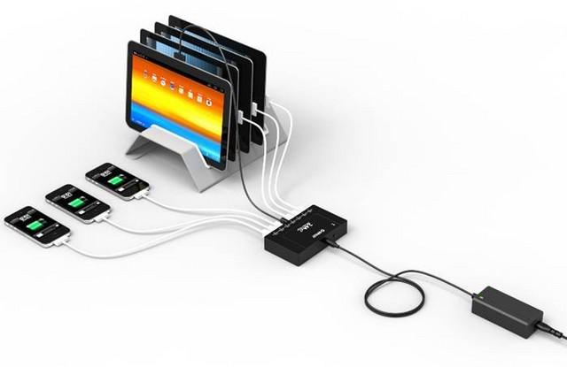 平板多设备充电解决方案推荐