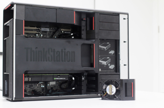 联想ThinkStation P900工作站高清拆解