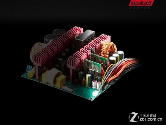 全民发烧级别 玛侕斯5系800W电源仅699