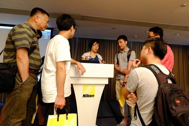 尼克尔俱乐部特别摄影讲座--首场讲座于广州