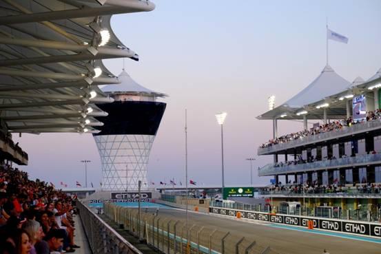 阿拉伯风情 带着富士X-T1行摄F1阿布扎比