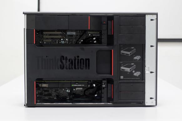 联想ThinkStation P900工作站高清拆解