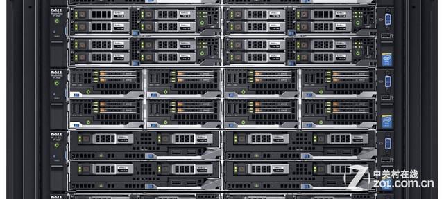 解析:戴尔融合架构系统PowerEdge FX2