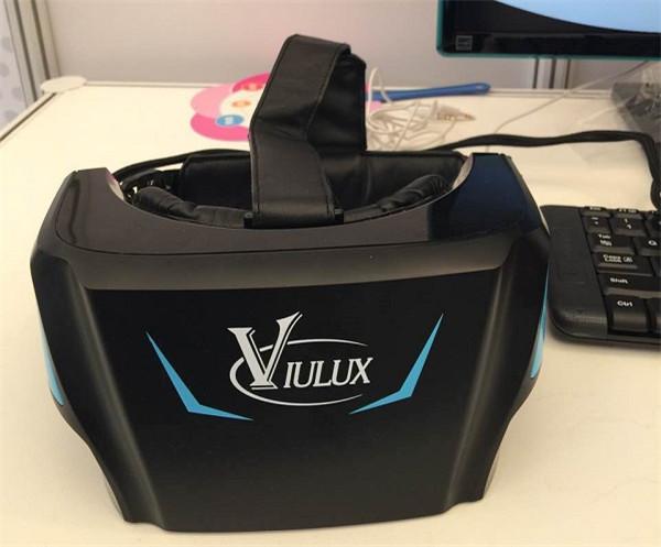 虚拟现实头盔星轮VIULUX:向VR游戏领域全面出击