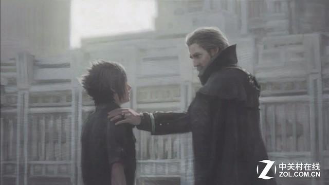 最终幻想15故事背景:杀父杀妻恨王子