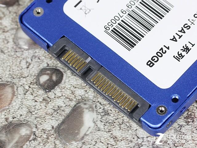 金胜维T120 120GB SSD评测
