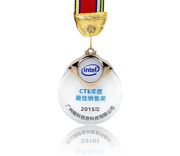 再创佳绩,台电获英特尔CTE年度最佳销售奖