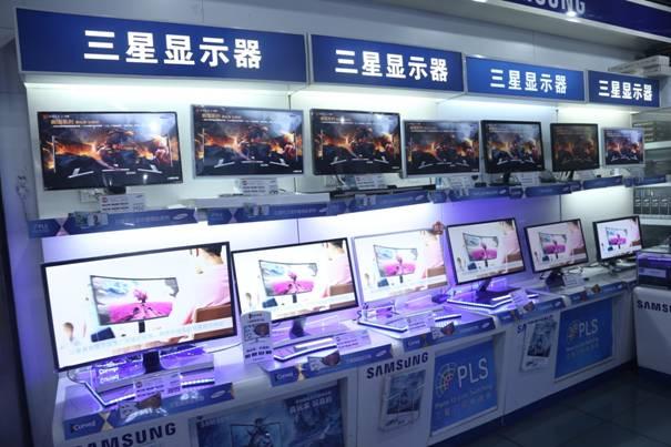 三星第十万位曲面显示器消费者诞生