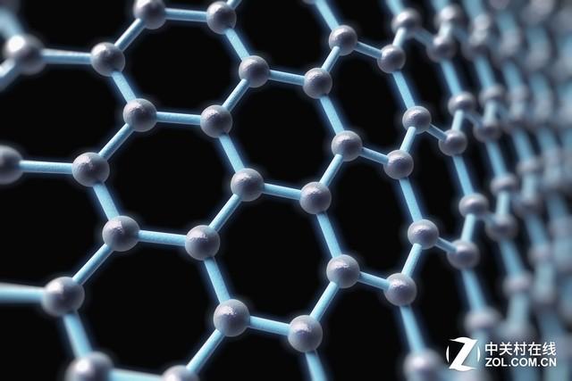 石墨烯分子结构