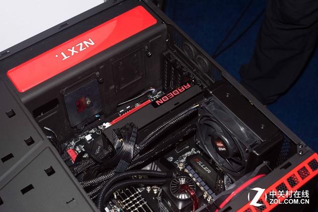AMD在京发布Fury 及R9 300系列显卡