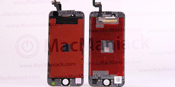 苹果iphone 6s 屏幕面板的秘密小改变!