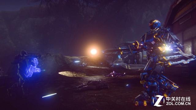 索尼《行星边际2》PS4版发售日确定