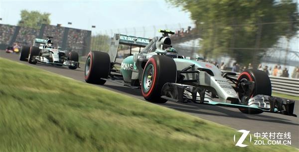 《F1 2015》配置公布!GTX970彻底Hold住
