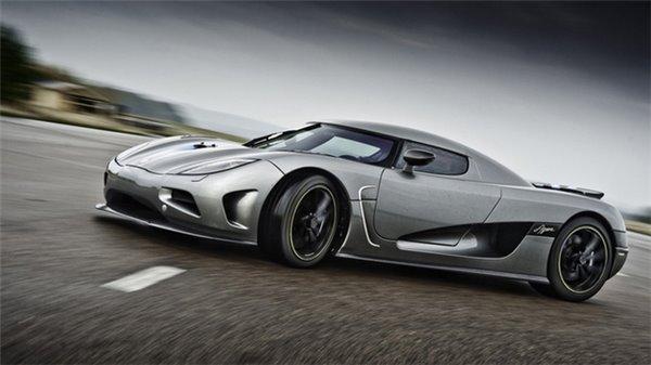世界上速度最快的5款车 看上哪辆了?