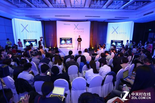 更好用的智能系统 海信VIDAA3震撼发布
