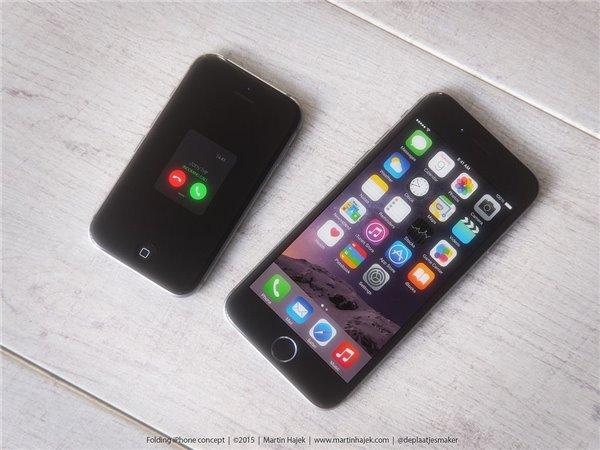 iPhone有了翻盖 这种概念设计你喜欢吗?