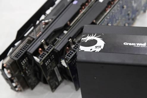 卡王TITAN X发布 你的电源准备好了吗