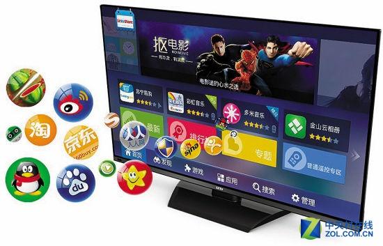 低价电视抢占市场 选电视靠噱头or吹嘘
