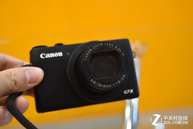 极限拍摄挑战赛 佳能G7 X对比索尼黑卡