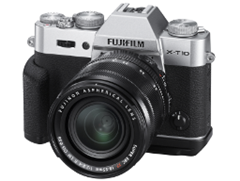 FUJIFILM  X-T10:X系列绝赞新品