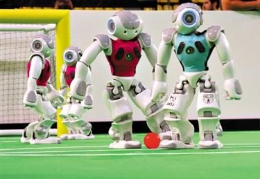2015机器人世界杯产业峰会中国召开