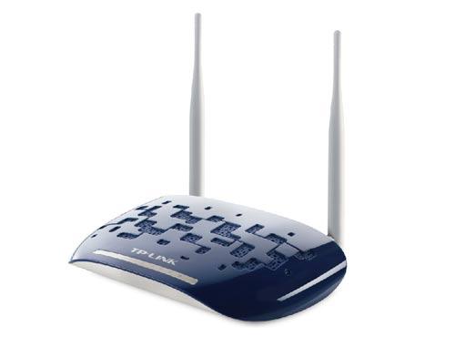 TP-LINK 300M无线千兆路由器