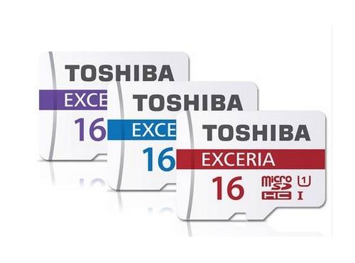 东芝16g内存卡 TF手机内寸卡高速class10