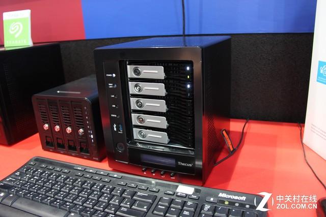 闪迪携全新产品和方案亮相Computex2015