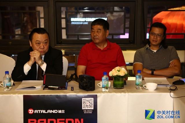 AMD引领视觉趋势 专访迪兰总经理冯志强