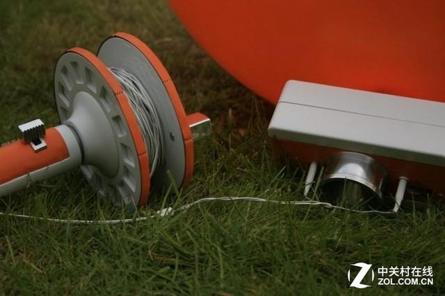 堪比无人机 国外设计师自制航拍神器