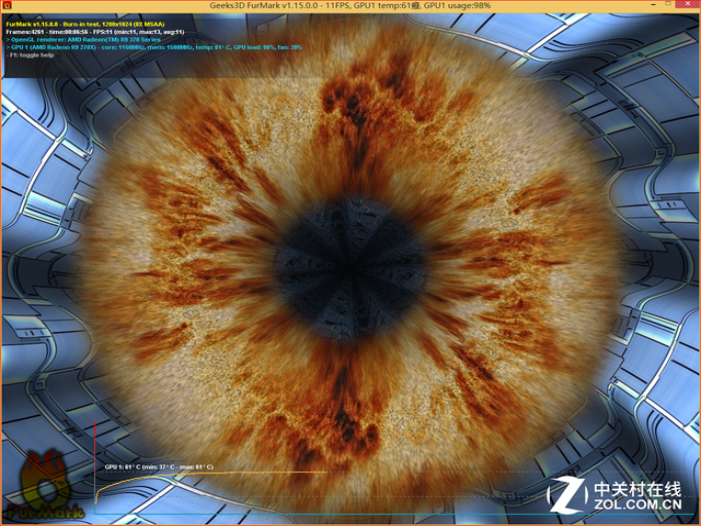 AMD新甜品 藍寶石R9 370X首發性能測試