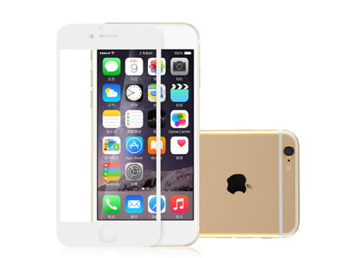 苹果66plus全屏手机贴膜