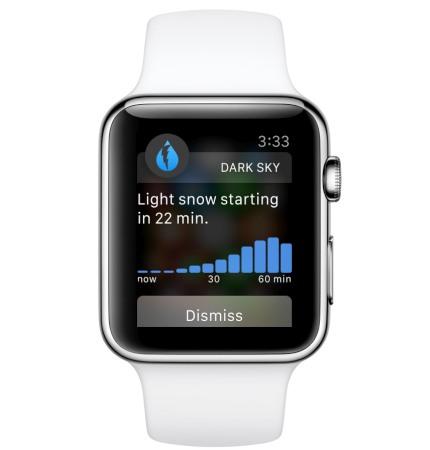 你准备好了吗? 支持Apple Watch应用上线