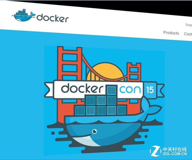 """""""容器""""注入新血液,DockerCon 大会"""