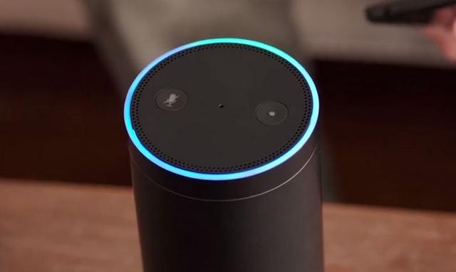 亚马逊echo支持语音识别