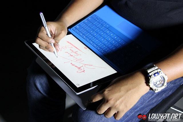 已预装Win10 微软Surface系列平板出货
