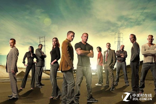 Fox正式宣布重启《越狱》 将在明年开播
