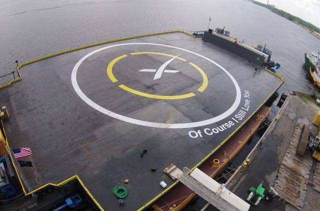 马斯克的SpaceX计划再进行火箭回收试验