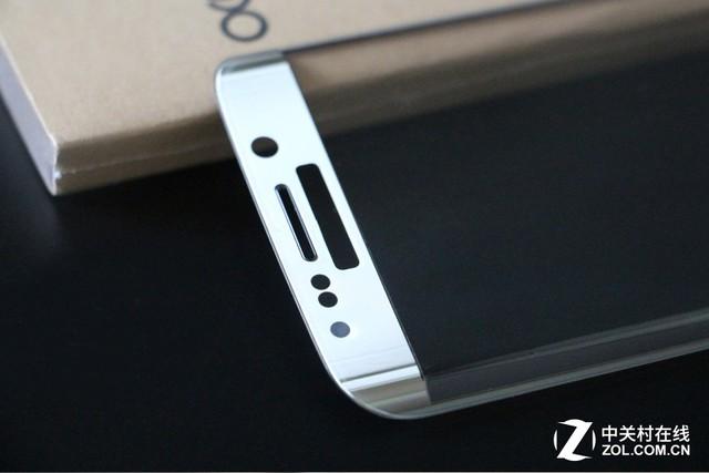 曲面不怕 欧酷卡S6 Edge钢化膜完美解决!