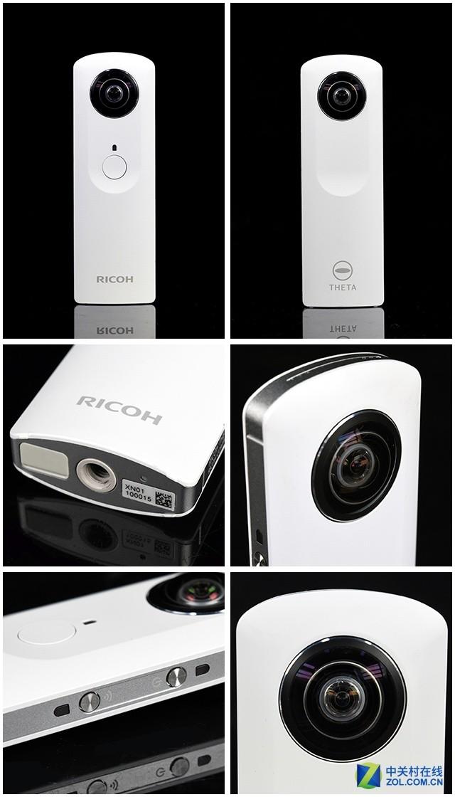 360度的全息影像!理光theta相机评测