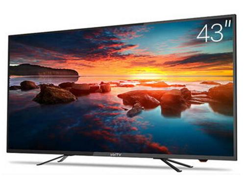 康佳kktv k43 43英寸8核硬屏wifi高清led液晶电视
