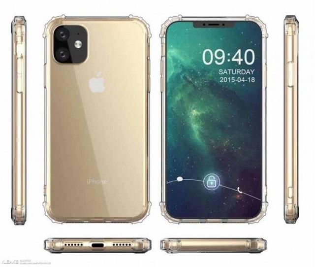 基本上每次新款iPhone发布之前,都会被配件厂商抢先曝光外形。有外媒曝光了所谓iPhone XR升级版的透明保护壳,而一同展现的还有手机的模样,看起来基本跟上一代相同,不过也有一些很明显的改变,比如背部换上了双摄像头,同时形状类似浴霸。  新款iPhone XR渲染图 保护壳中的iPhone XR升级版渲染图看起来比较特别,因为相比现款来说,其边框窄了很多。但是这个浴霸的后摄像头,真的是让人不太好接受。  新款iPhone XR渲染图 据此前报道,iPhone XR 2019款显示屏尺寸为6.