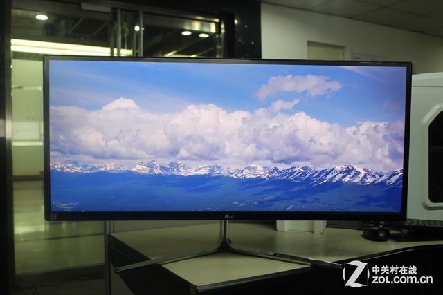 不会像4k显示器那样出现画面元素过于小的情况,从而造成使 用很不方便图片