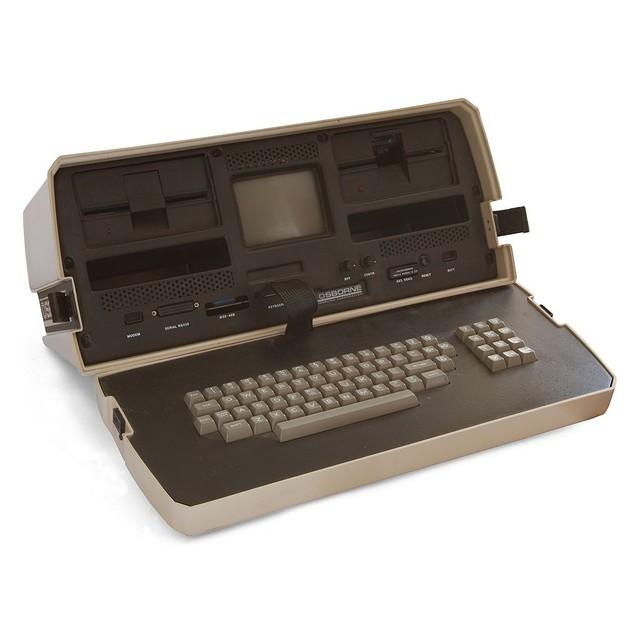 科技往事:为什么笔记本电脑要有键盘
